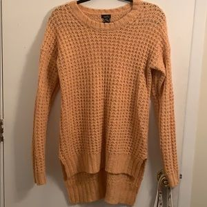 Rue21 Sweaters - Waffle-patterned Sweater